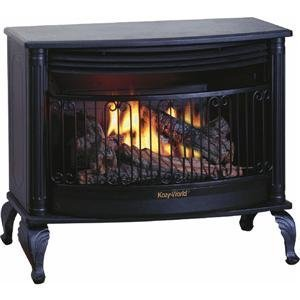 KozyWorld Bainbridge Dual Fuel Gas Stove