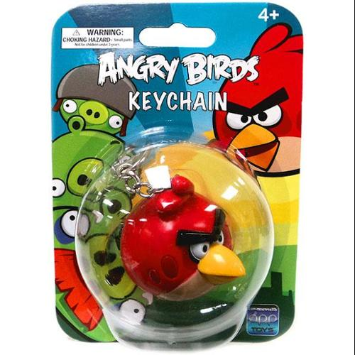 Angry Birds Series 1 Red Bird Keychain
