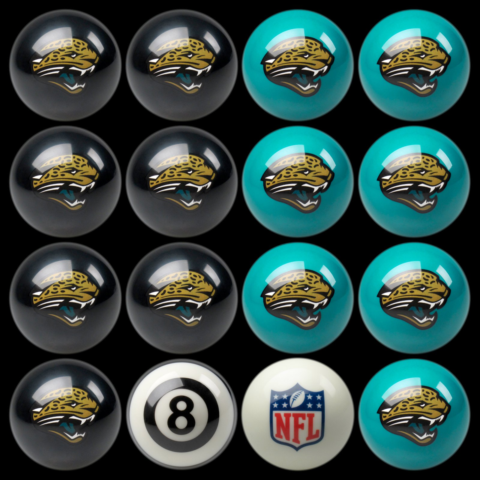 Imperial NFL Billiard Ball Set