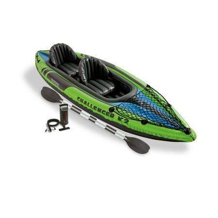Intex Challenger K2 2 Person Kayak