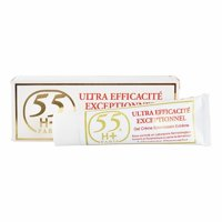 55 H Exceptionnel Strong Bleaching Treatment Cream, 1.7 Oz