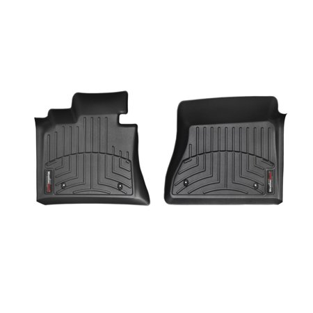 WeatherTech 2015 Ford Explorer Front FloorLiner - Black