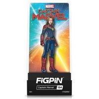 Figpin - Captain Marvel Captain Marvel - Collectible Enamel Pin