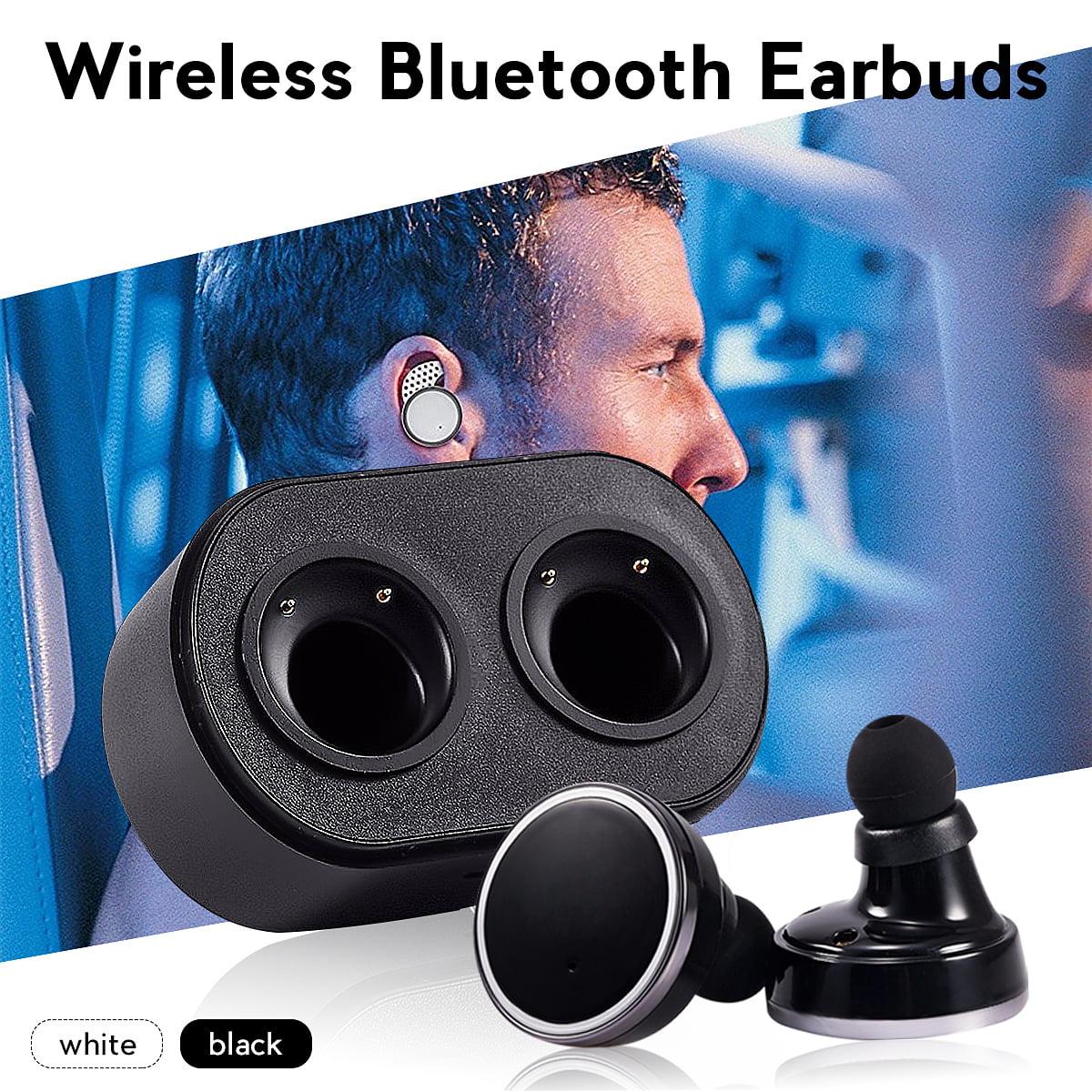 Mini Wireless Bluetooth V4.1 Stereo Hidden Earbuds Headphones Earphones for Apple