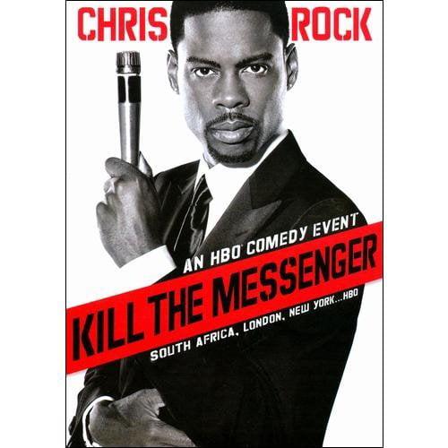 ROCK C-KILL THE MESSENGER (DVD/2008/4:3)