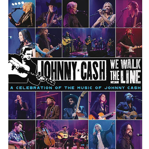 We Walk The Line: 80th Birthday Celebration (CD/DVD)