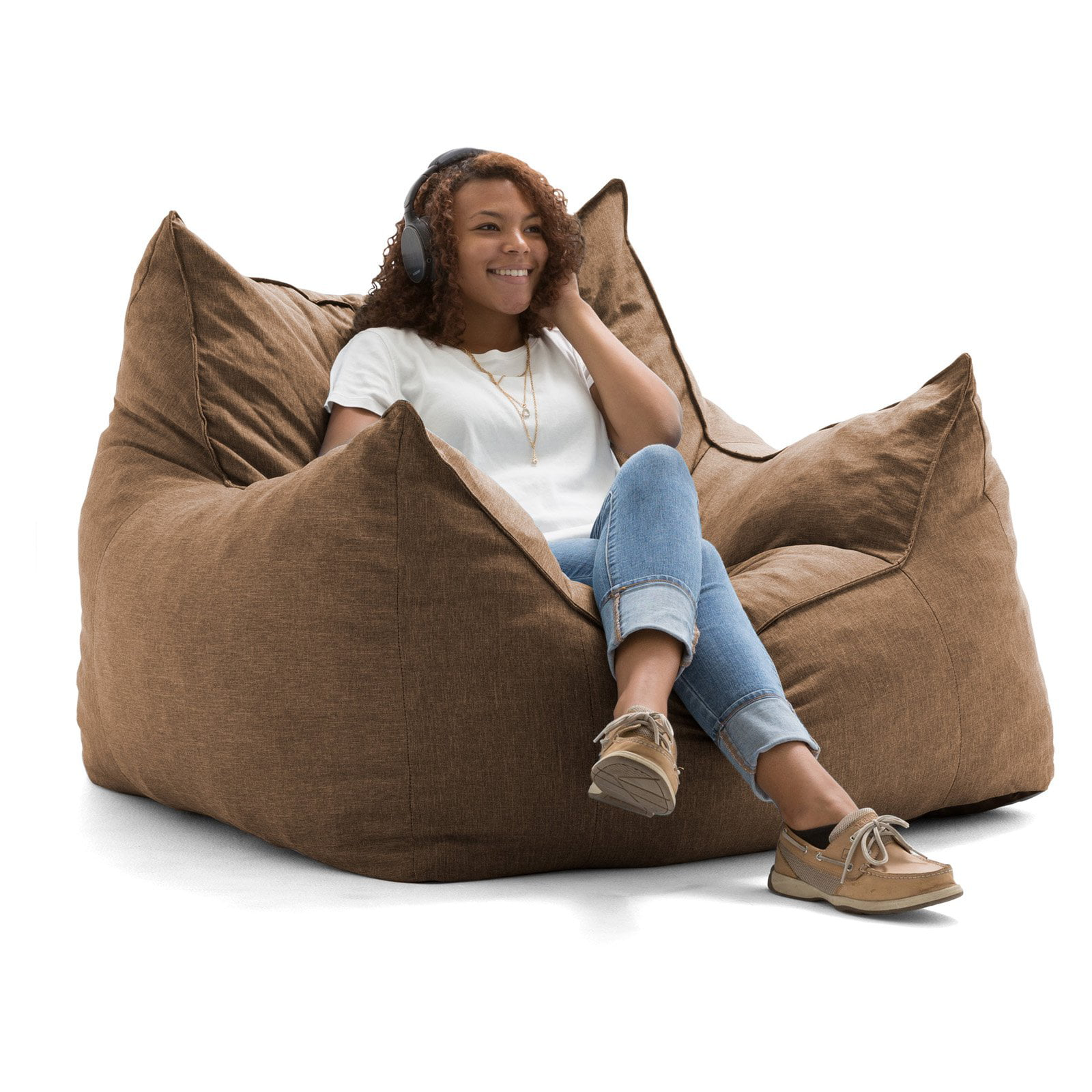 Lux By Joe Imperial Lounger Union Bean Bag