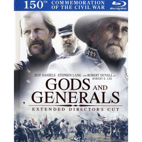 Gods & Generals (Extended Director's Cut) (Blu-ray Book) (Widescreen)
