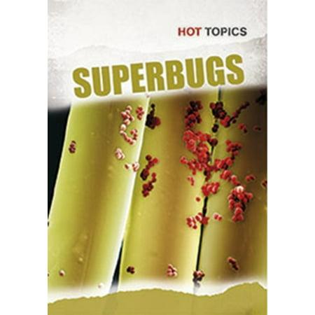 Superbugs  Hot Topics   Paperback