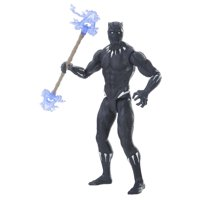 Marvel Black Panther 6-inch Black Panther, Ages 4 and Up