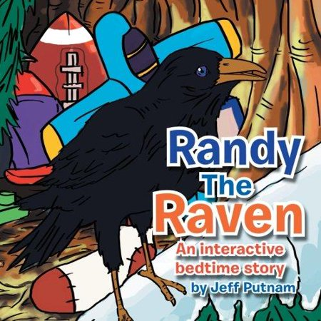 Randy The Raven  An Interactive Bed Time Story