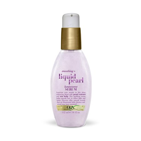 OGX Smoothing + Liquid Pearl Luminescent Serum, 3.8