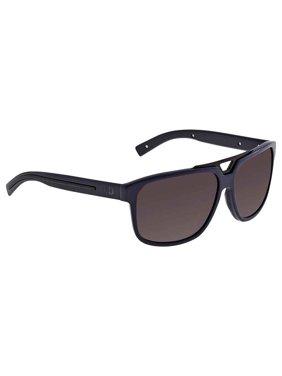 Dior Blacktie Dark Gray Rectangular Men's Sunglasses BLACKTIE152FS 4ER61BN 61