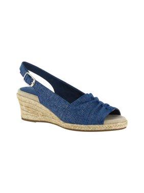Easy Street Kindly Espadrille Sandals (Women)