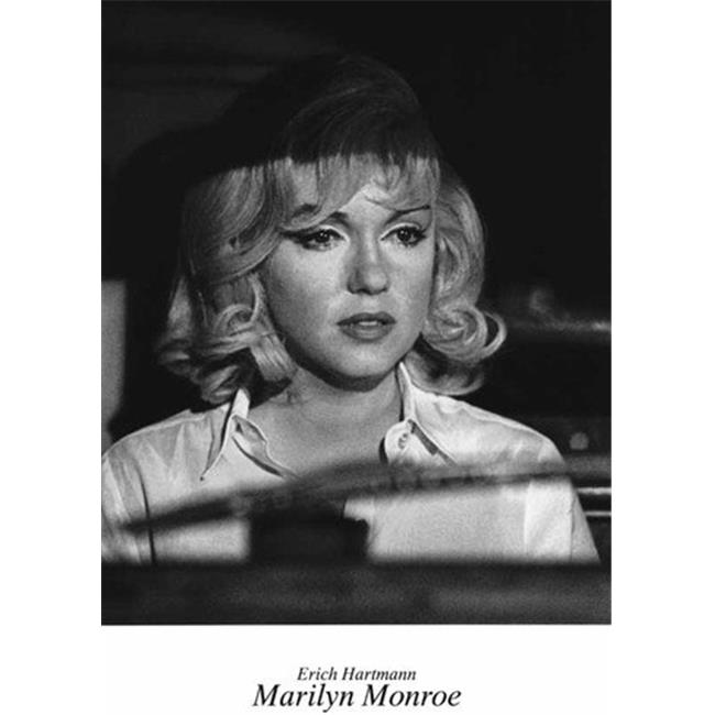 Posterazzi MOV253521 Marilyn Monroe Movie Poster - 11 x 17 in. - image 1 of 1