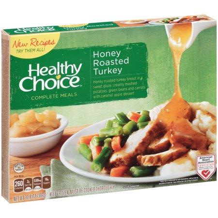 Healthy Choice Honey Roasted Turkey 10.8 oz. Box - Walmart.com