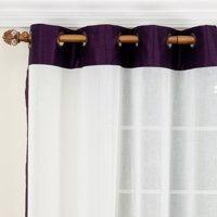 Belle Maison Soho Grommet Window Panel