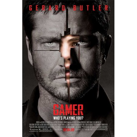 Gamer Poster Movie  27X40