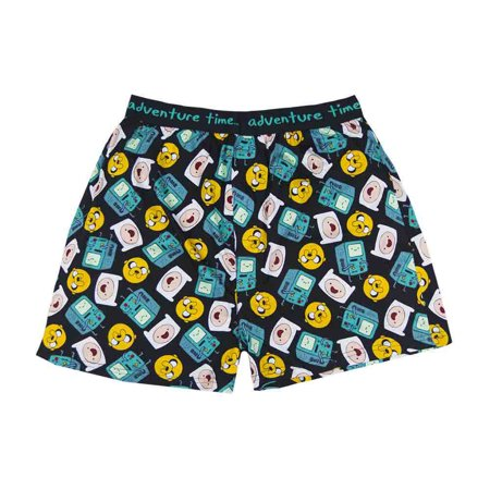 Adventure Time Beemo, Finn & Jake All Over Boxer Shorts | (Best Boxers Of All Time)