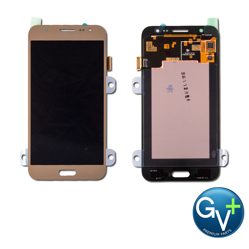OEM Touch Screen Digitizer and LCD for Samsung Galaxy J5 - Gold (J500)