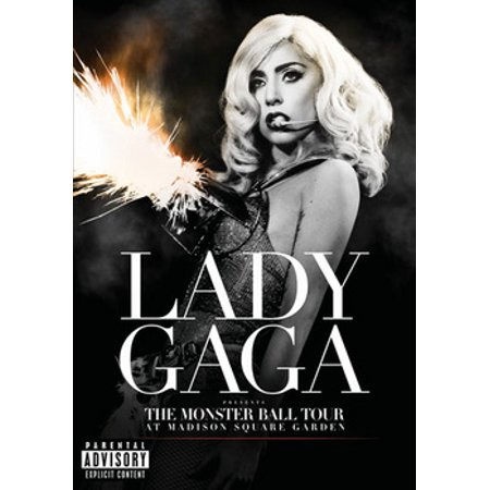 Lady Gaga: The Monster Ball Tour at Madison Square (DVD)