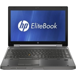 "REFURBISHED - HP EliteBook 8560w B2A80UT 15.6"" LED Notebook - Core i7 i7-2670QM"