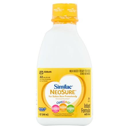 070074574561 Upc Similac Neosure Infant Formula With