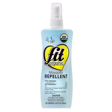 Fit Organic, Organic Mosquito Repellent, 6.76 -