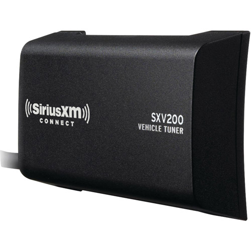 SiriusXM SXV200v1 Connect Vehicle Tuner for SiriusXM-Ready Car Stereo Receivers **Bonus Programming Offer**