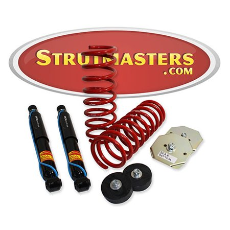 Strutmasters Rear Air Suspension Conversion Kit for a 2003-2009 Lexus