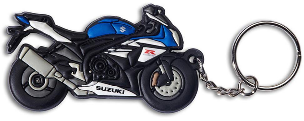 SUZUKI 1800 R INTRUDER  leather motorcycle keychain