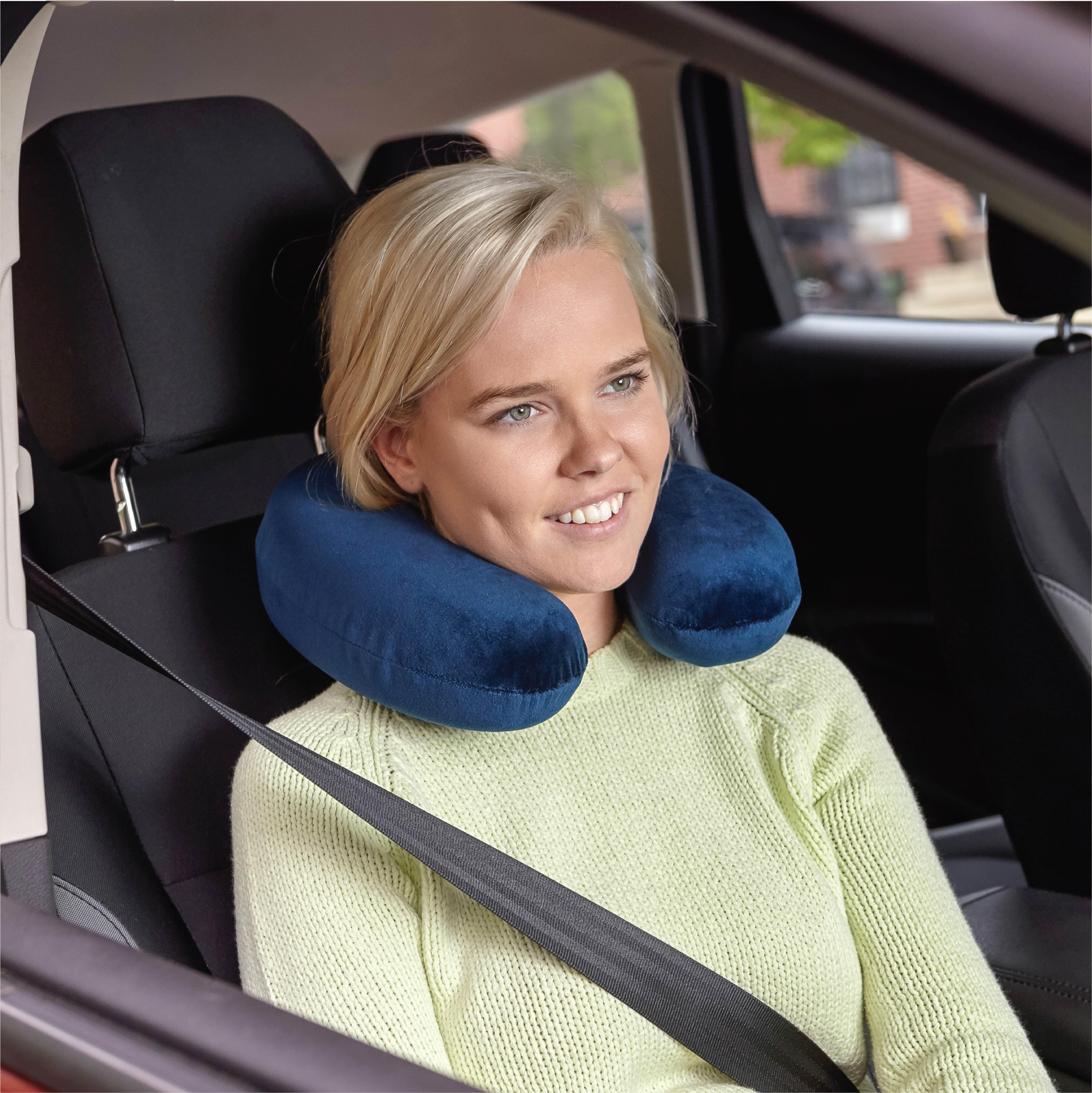 U-Shape Memory Foam Travel Pillow, Neck Pillow