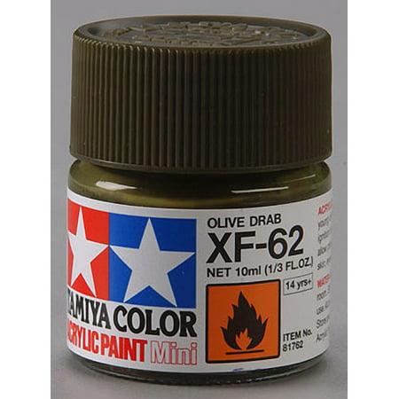 American Acrylic Awards (Tamiya America, Inc Acrylic Mini XF62, Olive Drab,)