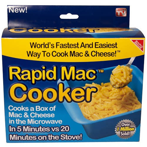 Rapid Mac Cooker, Blue