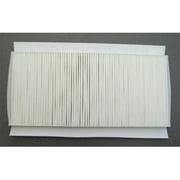 Micronair AMFD00118P Particle Cabin Air Filter