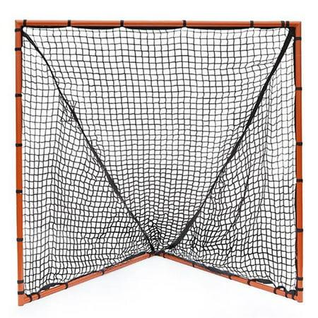 6 x 6 ft. Backyard Lacrosse Goal, - Mini Lacrosse Sticks