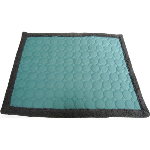 EZ Living Home Circle Quilted Cotton Throw