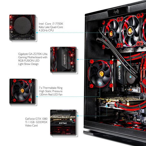 Cpu Led Red Gigabyte Motherboard