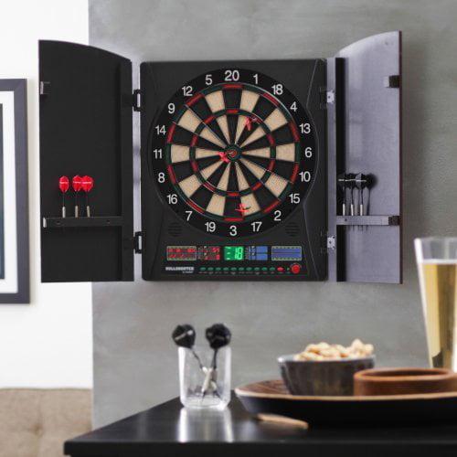 Bullshooter by Arachnid Marauder 5.0 Electronic Dart Board Complete Set