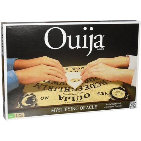 Classic Ouija Board - Fortune Teller Paper Game