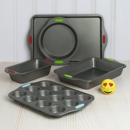Tasty 6 Piece Non-Stick Bakeware Set ()