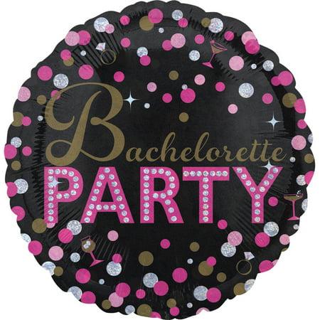 Bachelorette Party Balloons (Bachelorette Party Foil Balloon)