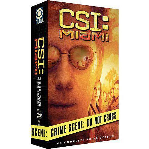 CSI: Miami - The Complete Third Season (Widescreen)
