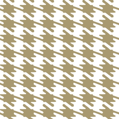 York Wallcoverings Risky Business Jackie-Oh 33' x 20.5'' Geometric Wallpaper