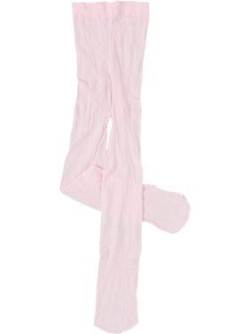 Wenchoice Girl's Pink Tights - M(4Y-7Y)
