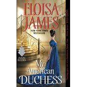 My American Duchess (Paperback)