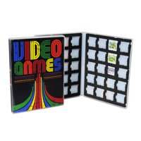 Nintendo DS/3DS Cartridge Game Case, Holds 40 DS or 3DS Cartridges