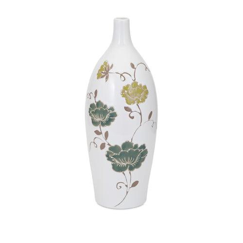 August Grove Lander Floral Vase