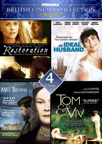 Miramax British Cinema Collection Vol. 1 by ECHO BRIDGE INC
