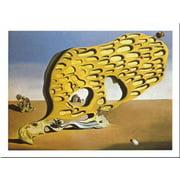 Lenigma Del Desiderio by Salvador Dali 9.5x12 Art Print Poster